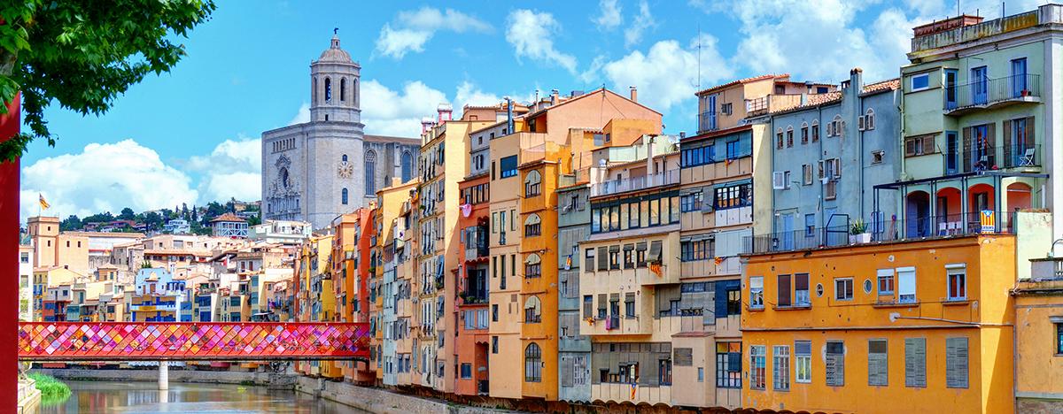 Girona zona turística